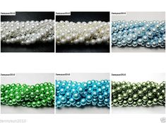 Top Quality Czech Glass Pearl Round Spacer Beads Sizes to Choose From: Material :Top Quality Czech Glass Pearl. Cheap Craft Supplies, Round Beads, Czech Glass, Turquoise Bracelet, Beaded Bracelets, Pearls, Detail, Crafts, Fun Stuff