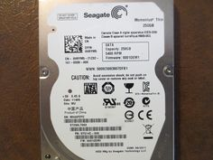 Seagate ST250LT003 9YG14C-030 FW:0001DEM1 WU 250gb Sata - Effective Electronics #datarecovery #harddriverepair #computerrepair #harddrives #harddriveparts #seagate #dell