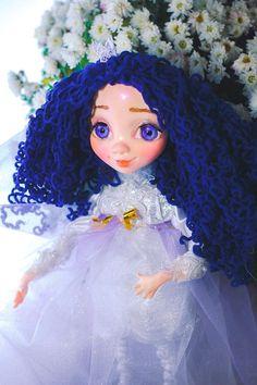 Blythe doll OOAK art doll Blythe doll custom Blythe Doll with