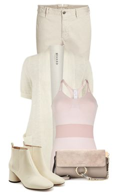 """""""Untitled #22807"""" by nanette-253 ❤ liked on Polyvore featuring Incotex, adidas, Chloé and Marc Jacobs"""
