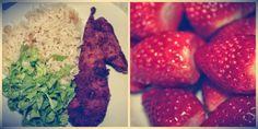 Vida de Uma Adolescente: Almoço Saudável
