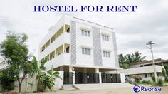 Girls hostel for Rent with home made foods and family environment in Coimbatore - reonse.com