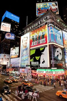 Broadway,  There's nothing that can match Broadway for stature and dignity…