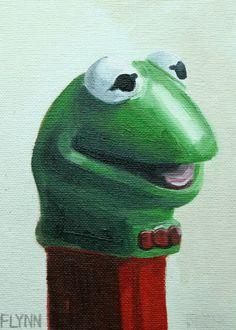 Kermit Pez | Patrick Flynn