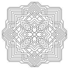 Kleurplaat Quantum_geometry_coloring_pages.jpg