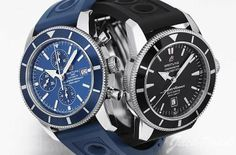 BREITLING  (Super Ocean Heritage Chronograph) / Ref.A272C58ORC