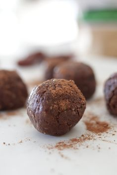 These Protein-Packed Brownie Bites Are Even More Delicious Than They Are Healthy