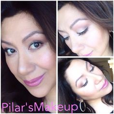 Love the makeup look i created for a romantic night using urban decay palette# 3