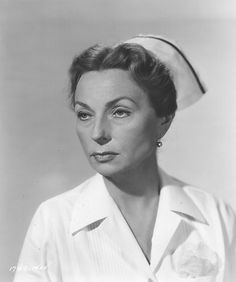 "Agnes Moorehead who will never be forgotten because of her performance on Suspense's ""Sorry, Wrong Number."" Description from pinterest.com. I searched for this on bing.com/images"