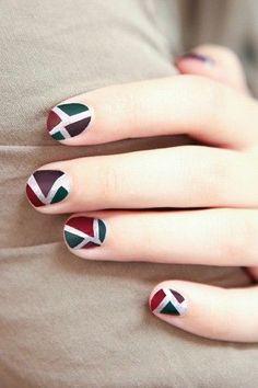 Cute Nail Art Designs #NailArt #SoCutex