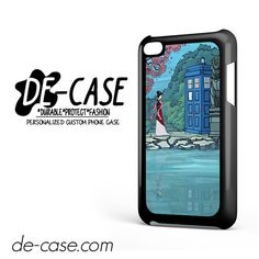 Mulan Who Tardis For Ipod 4 Ipod Touch 4 Case Phone Case Gift Present YO