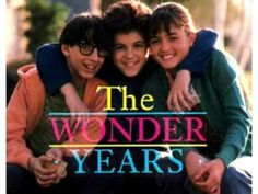 The wonder years'