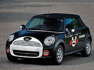 BMW、くまモン仕様のMINI「くまモン MINI」を初公開 / 7月13日からMINI熊本に展示。くまモン MINIのステッカーをプレゼントするキャンペーンも - Car Watch