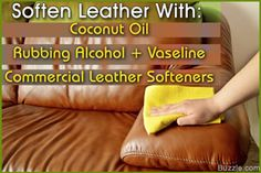 3 Extremely Effective Tips on How to Soften Leather - Home Quicks