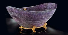Baldi Amethyst Bathtub   http://www.luxist.com/2007/12/30/baldi-amethyst-bathtub-pinnacle-of-luxury/#