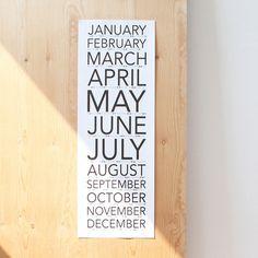 snug.studio|SNUG.VERTICALcalendar2016|ポスターカレンダー2016