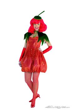 tomato! OMGosh who would want to be a tomato??? ha ha