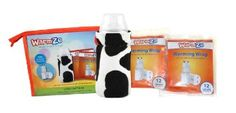 Warmze Bottle Warmer Kit - No batteries. Great for travel, car trips, etc: Air activated warming wraps!