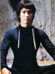 Bruce Lee...