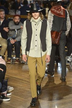 Urban Outlaw Runways : N. Hoolywood Spring/Summer 2014