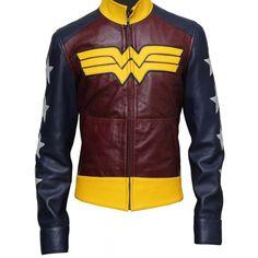 Diana Prince (Gal Gadot) Wonder Woman DC Comics Leather Jacket    #wonderwoman #womenfashion #halloween #cosplay #jacket #leatherjacket #online #onlineshopping #movie #onlinestore #celebrity #galgadot #style