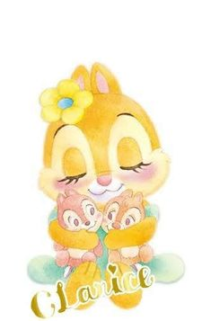 Chip et Dale avec Clarice Nickelodeon Cartoons, Cool Cartoons, Disney Cartoons, Disney Nerd, Cute Disney, Baby Disney, Classic Disney Characters, Disney Movies, Funny Iphone Wallpaper