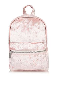 **Pink Velvet Mini Backpack by Skinny Dip Backpack Purse, Mini Backpack, Leather Backpack, Fashion Backpack, Rucksack Bag, Pouch Bag, Mini Bag, My Bags, Purses And Bags