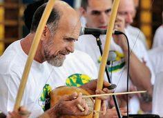 Mestre Camisa - ABADA-Capoeira Rio de Janeiro