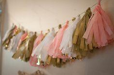 Pink and Gold Ballerina birthday party via Kara's Party Ideas KarasPartyIdeas.com Cake, decor, printables, cupcakes, favors, and more! #ballerinaparty #ballerina #pinkballerina (17)