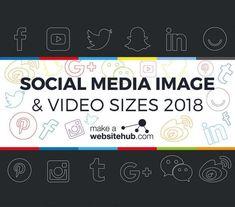 Alle Social-Media-Bildgrößen für 2018 im Überblick