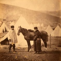 Roger Fenton - Crimean War Photographs by Roger Fenton, 1855