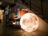 Capture the moon and bring it into your home with a Luna lantern, a lunar-inspired lamp that captures the feel of our closest space neighbor.