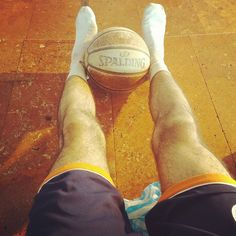 Just basketball The first day of the game, after 9 months of recovery #basketball #nba #recovery #first #firstday  #بسکتبال #تمرین #ورزش #ریکاوری  #foot