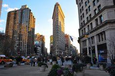 11 datos que quizás no sabías del Flat Iron Building – Conoce New York