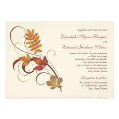Visit http://www.zazzle.com/elegant+wedding+invitations?ps=120?rf=238907610209401783 $ 2.85 Arizona Wedding Invitations