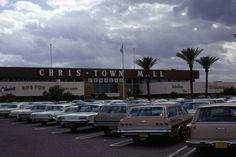 Chris-Town Mall.