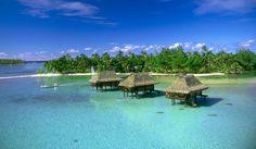 Overwater Bungalow | Bungalows pilotis Tahiti