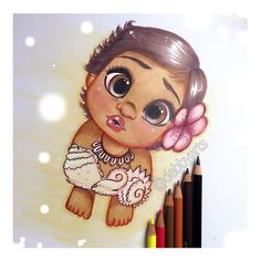 baby moana is baby goals