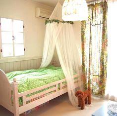 手作り/DIY/リメイク/子供部屋/ベッド周りのインテリア実例 - 2013-06-09 20:09:44 | RoomClip(ルームクリップ)