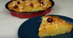 Γλυκιά πατσαβουρόπιτα σιροπιαστή της τεμπέλας (Video) Macaroni And Cheese, Banana, Ethnic Recipes, Food, Cakes, Pies, Mac And Cheese, Cake Makers, Essen