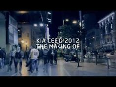 ▶ Kia cee'd - Making of TV commercial - YouTube