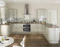 Glendevon Flint Grey Kitchen Range | Kitchen Families | Howdens Joinery