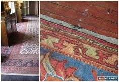 Cutting edge technology at Culzean.  Eyemats - digital photographic images of some of our more fragile carpets are now in use throughout the castle.  Can you tell which is real?  Ask us about them when you visit.