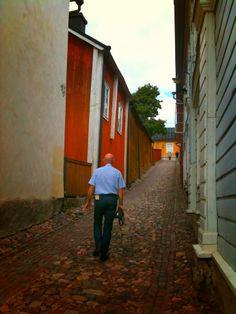 Old Porvoo street
