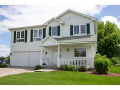 529 Ne 16th St, Ankeny, IA 50021. 4 bed, 4 bath, $233,000. Spacious 2 Story Hom...
