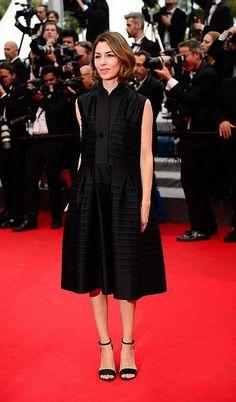Sofia Coppola in Céline #Cannes2014