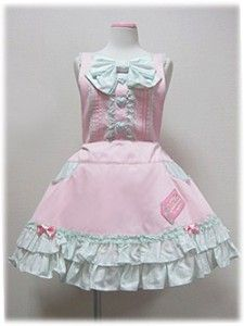 Angelic Pretty - Melty Chocolate salopette
