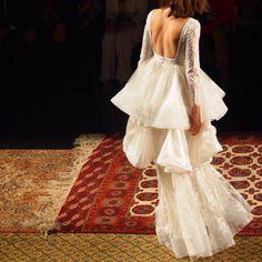 Houghton collection at Barcelona Bridal Week 2015 #weddings #bodas #vestidos #fashion #bridal