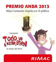 5. #Mejor Campaña elegida por el público: RIMAC/ROBBY RALSTON: Toda va a estar bien. #Marketingperu