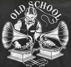 Old old school DJ